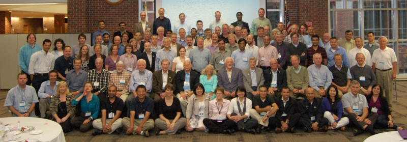 Activate Sludge Forum Group Photo